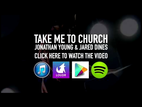 Take Me to Church METAL (Watch the video on Jared's Channel!)