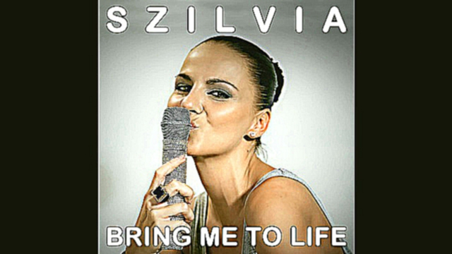 NOX Szilvia - Bring Me To Life (Lyric Video)