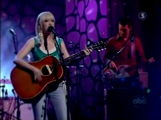 Anya Marina - Move You/All The Same To Me (Live Jimmy Kimmel 2009)