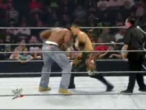 Cryme Time vs The Miz and John Morrison (ECW 21/10/08)