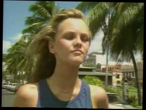 Vanessa Paradis - Joe Le Taxi France 1987