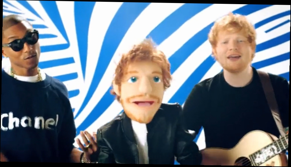 Ed Sheeran - SING [Music Video]
