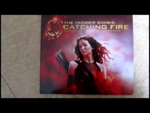 OST «The Hunger Games: The Catching Fire»