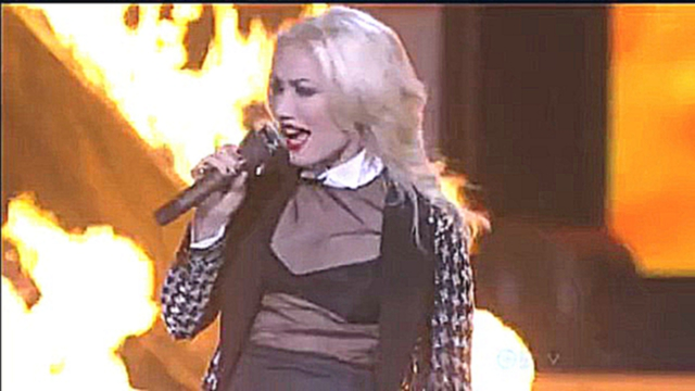No Doubt - Looking Hot American Music Awards 2012