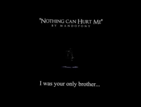 'Nothing Can Hurt Me'   Five Nights at Freddy's 4 song by MandoPony