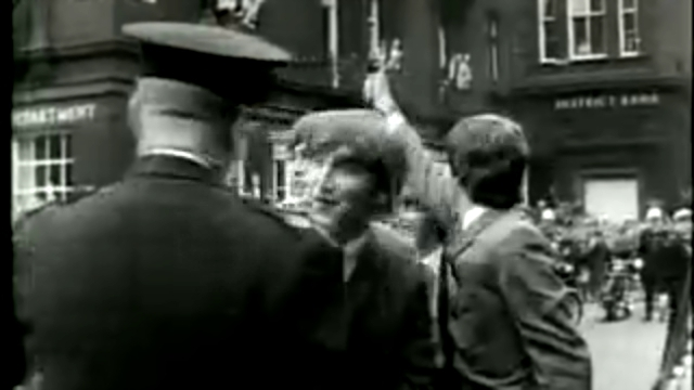 A working class hero - John Lennon