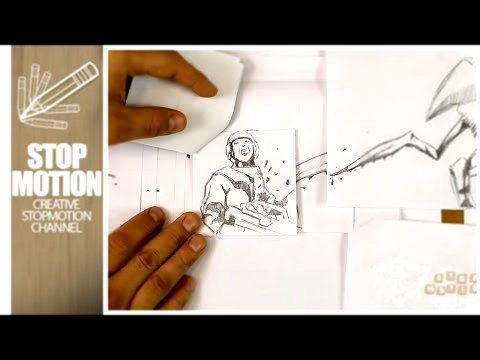 Starship Troopers Flipbook ANIMATION 16+ [HD] 2017