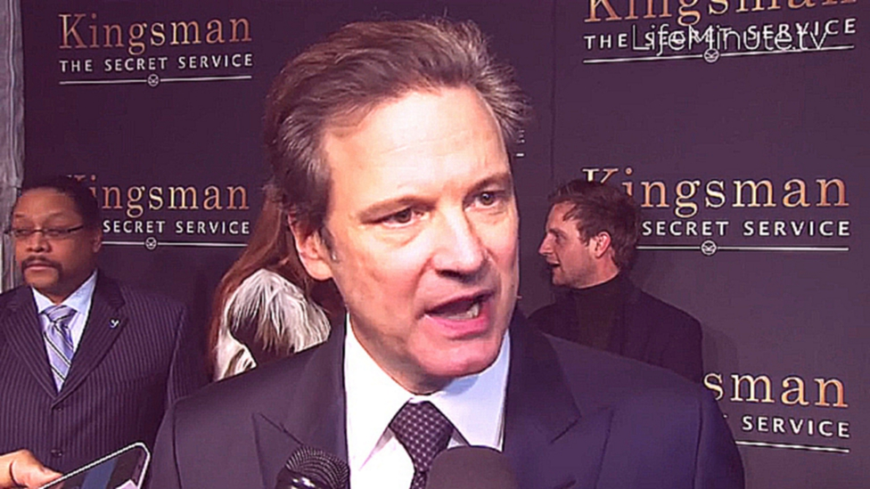 Samuel L. Jackson, Colin Firth and more attend NY premiere of Kingsman: The Secret Service