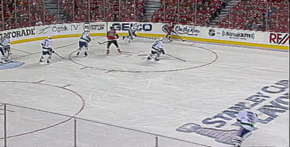 NHL 2014-15 Stanley Cup , 6 game , Vancouver Canucks vs Calgary Flames /Full game , 2 , 3 там