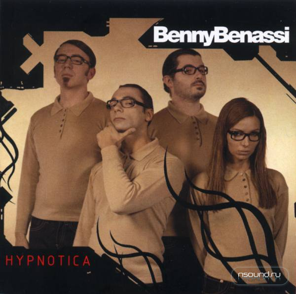 Benny Benassi - Able To Love [Hypnotica album (2003)](FLAC to Mp3 - 320kbps Original Quality)✔