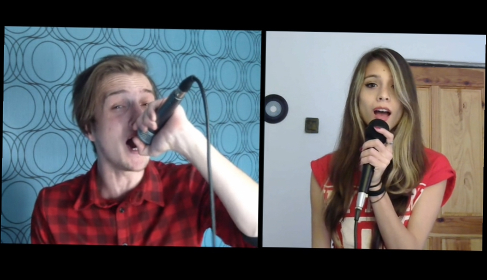 New Found Glory & Hayley Williams-Vicious Love vocal cover by: Jezy.Eileen N' Alex Green