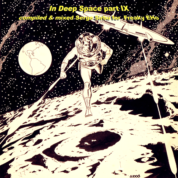 'Deep Space Mix' 03 (2005) - mixed by ASC