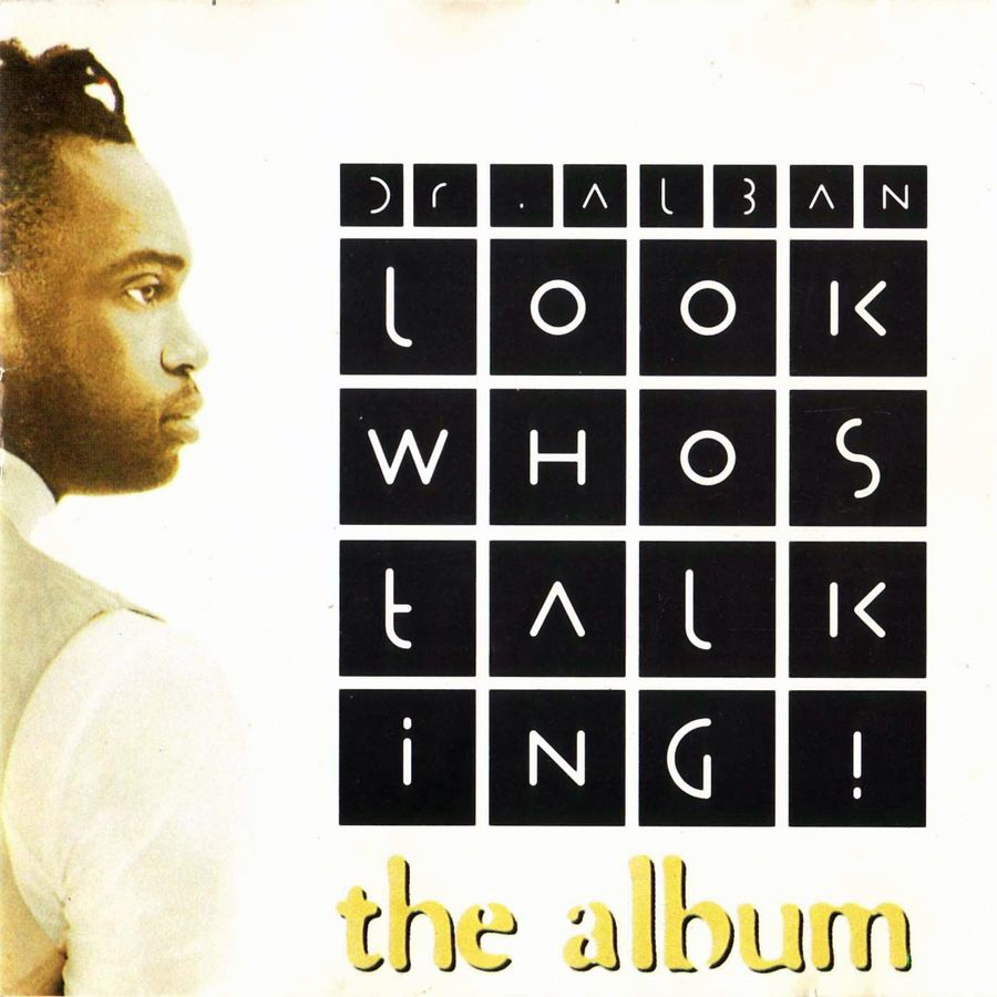 [DFM] RADIO - Dr. Alban(D-Скач) - Look who's talking