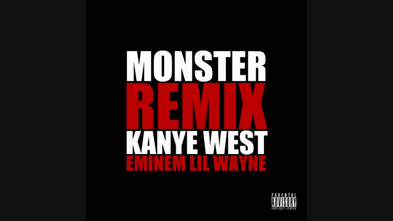Drake feat. Kanye West, Lil Wayne &amp Eminem - Monster