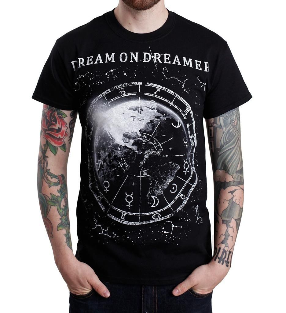 Dream On, Dreamer - The World in Front of Me