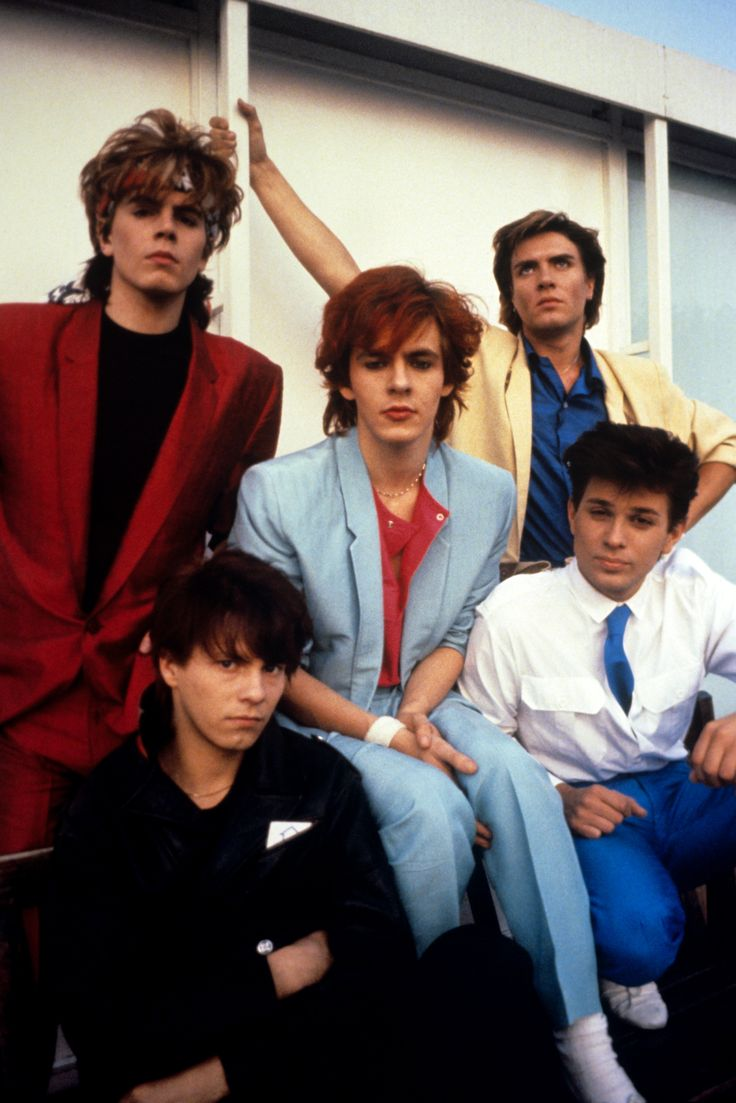 Duran Duran - Nobody knows What's gonna happen tomorrow