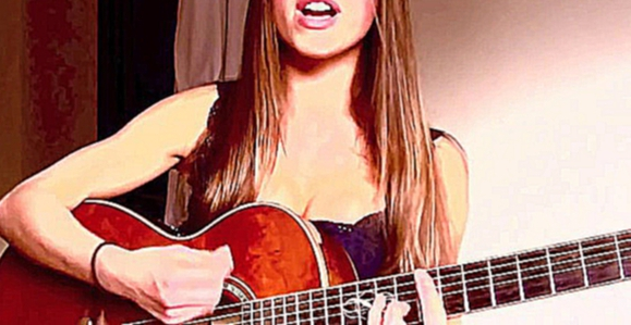 Jess Greenberg Get Lucky - Daft Punk ft. Pharrell Williams & Nile Rodgers (cover)