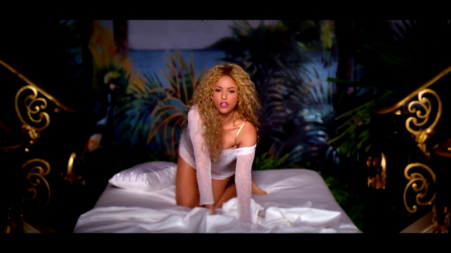 Shakira - Can't Remember To Forget You (Spanish Version)