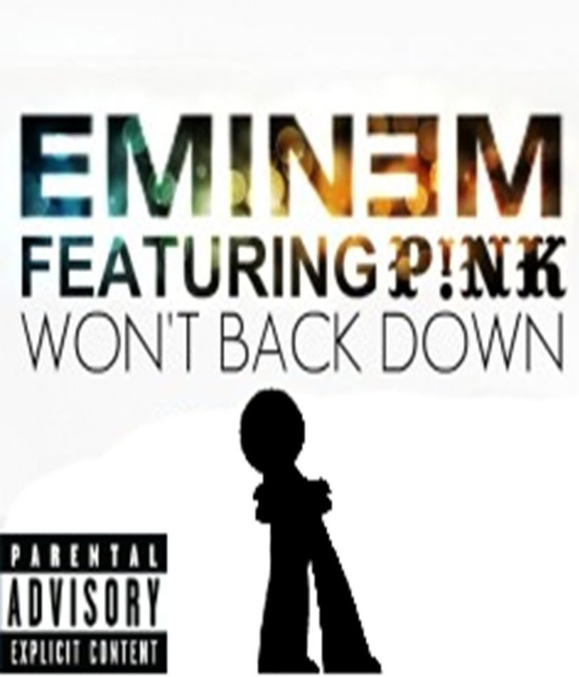 Eminem ft. Pink - Wont back down