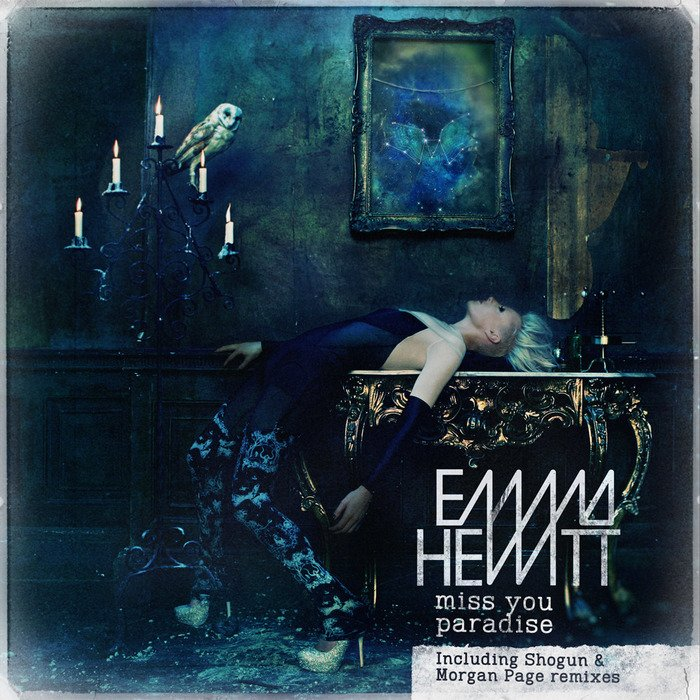 Emma Hewitt - Miss You Paradise (Album  Burn The Sky Down)[FLAC -> Mp3 (Качество 320 kbps)]