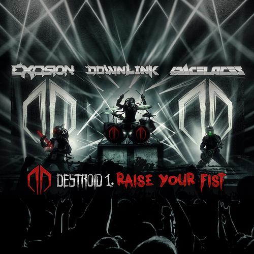 Excision, Downlink & Space Laces - Destroid 2. Wasteland