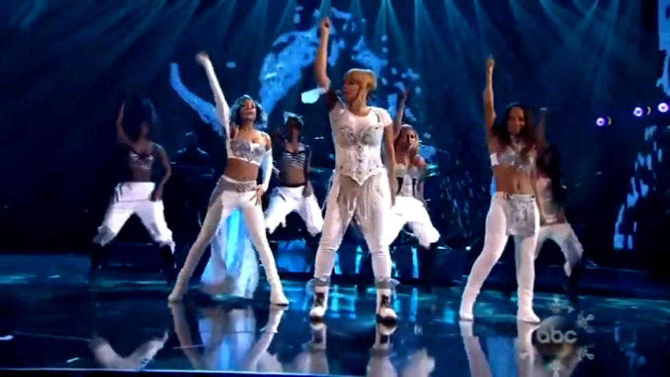 TLC & Lil Mama - Waterfalls (American Music Awards 2013) 'AMA' HD http://vk.com/public53281593