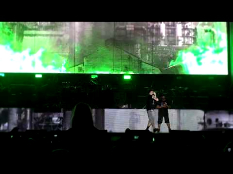 Eminem {Like Toy Soldiers [Squamish Valley Music Festival 2014]}