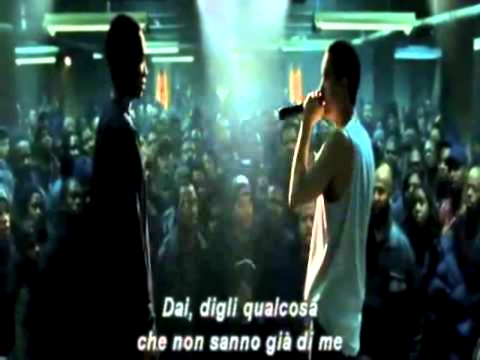 8 Mile - Final Battle: Eminem vs Papa Doc