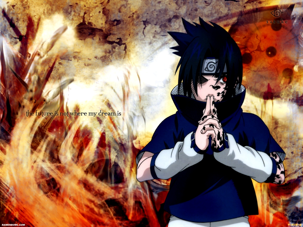 Naruto Vs Sasuke Shippuden Wallpaper Ralph Lee
