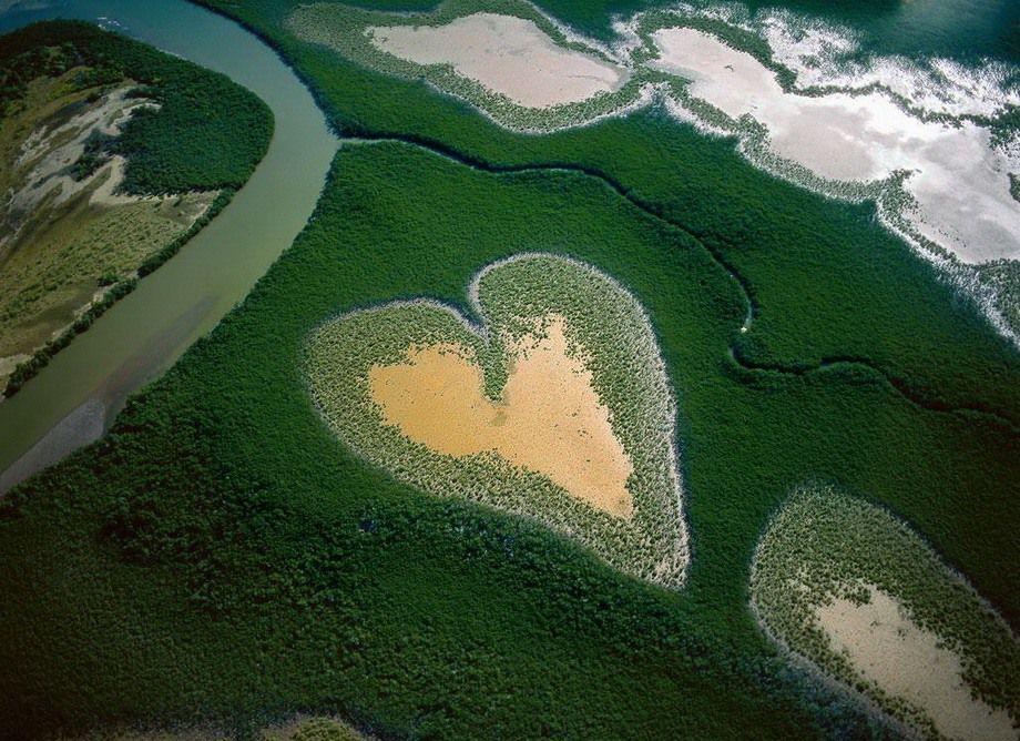 Увидеть и умереть топ-20 нереально красивых мест мира