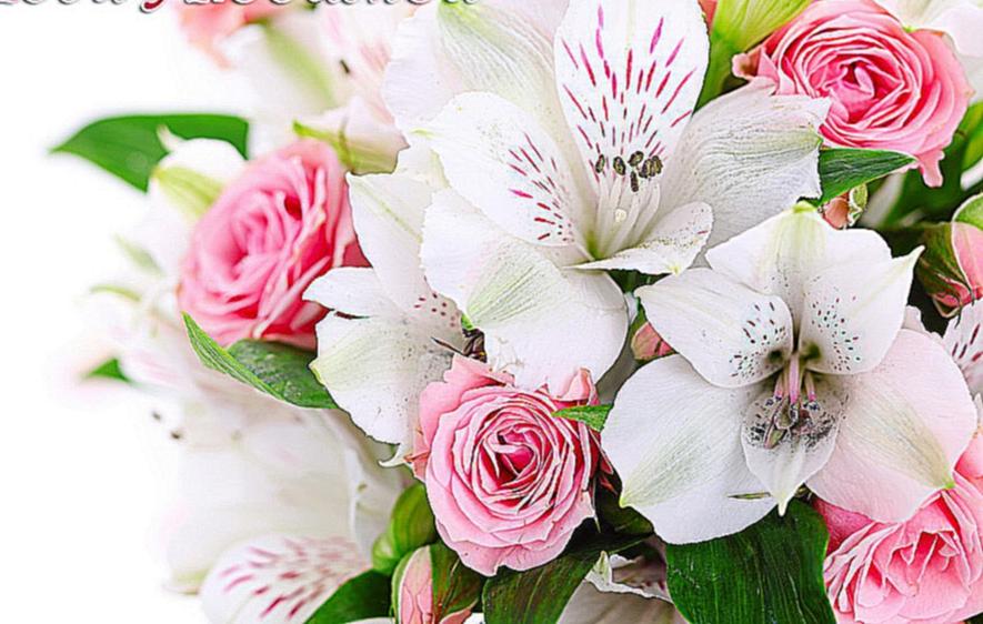 картинки с открытки с цветами