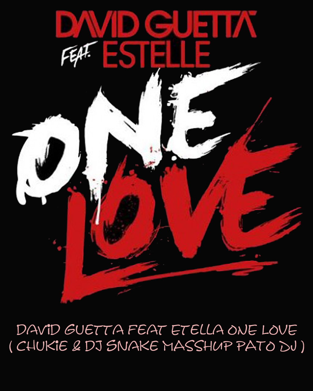 ..ιlιlι..David Guetta feat. Estell - One Love
