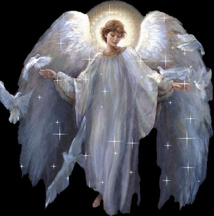 Ангелы как они выглядят