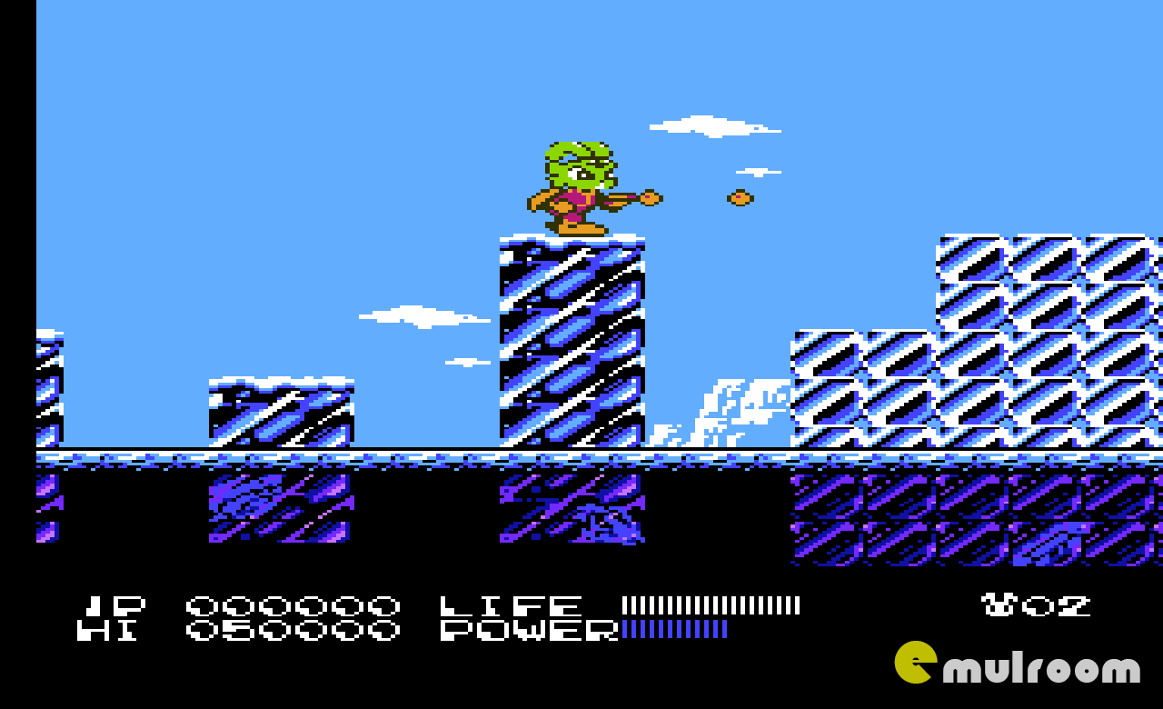 (NES) Bucky O'Hare (OST) - Blue Planet