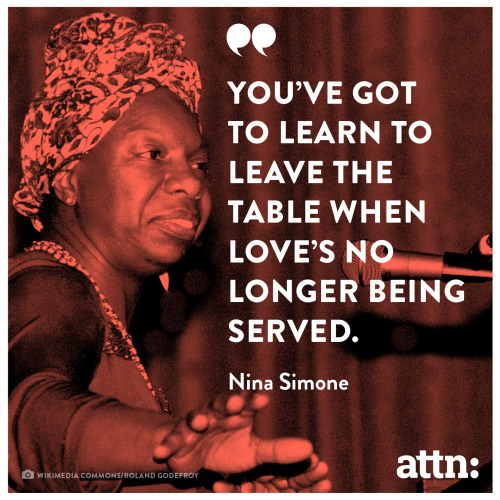 Nina Simone - Love me or Leave me