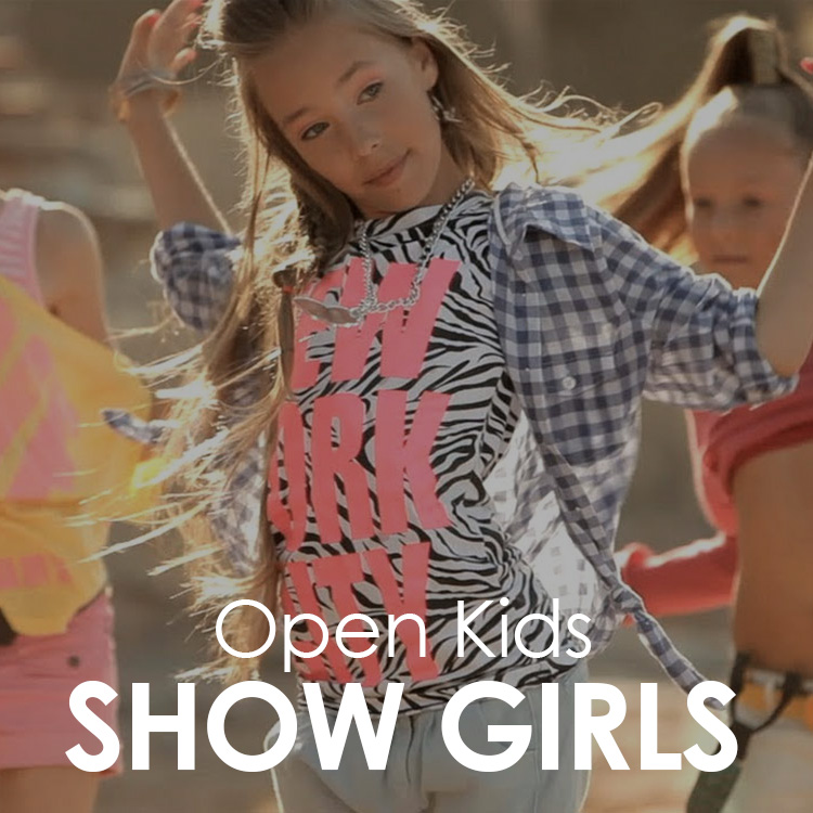Open kids-show girls скачать песню.