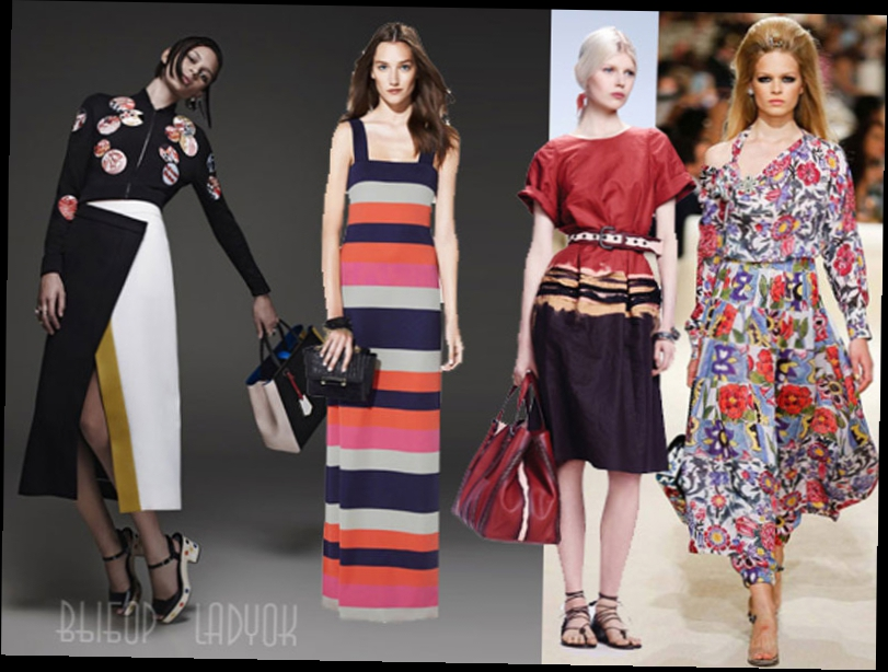 Женские Платья 2017 Общие Тенденции Развития Современной Моды Модные Формы Ведущие Силуэты И