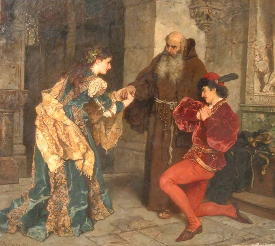 an analysis of the character of friar lawrence in romeo and juliet by william shakespeare