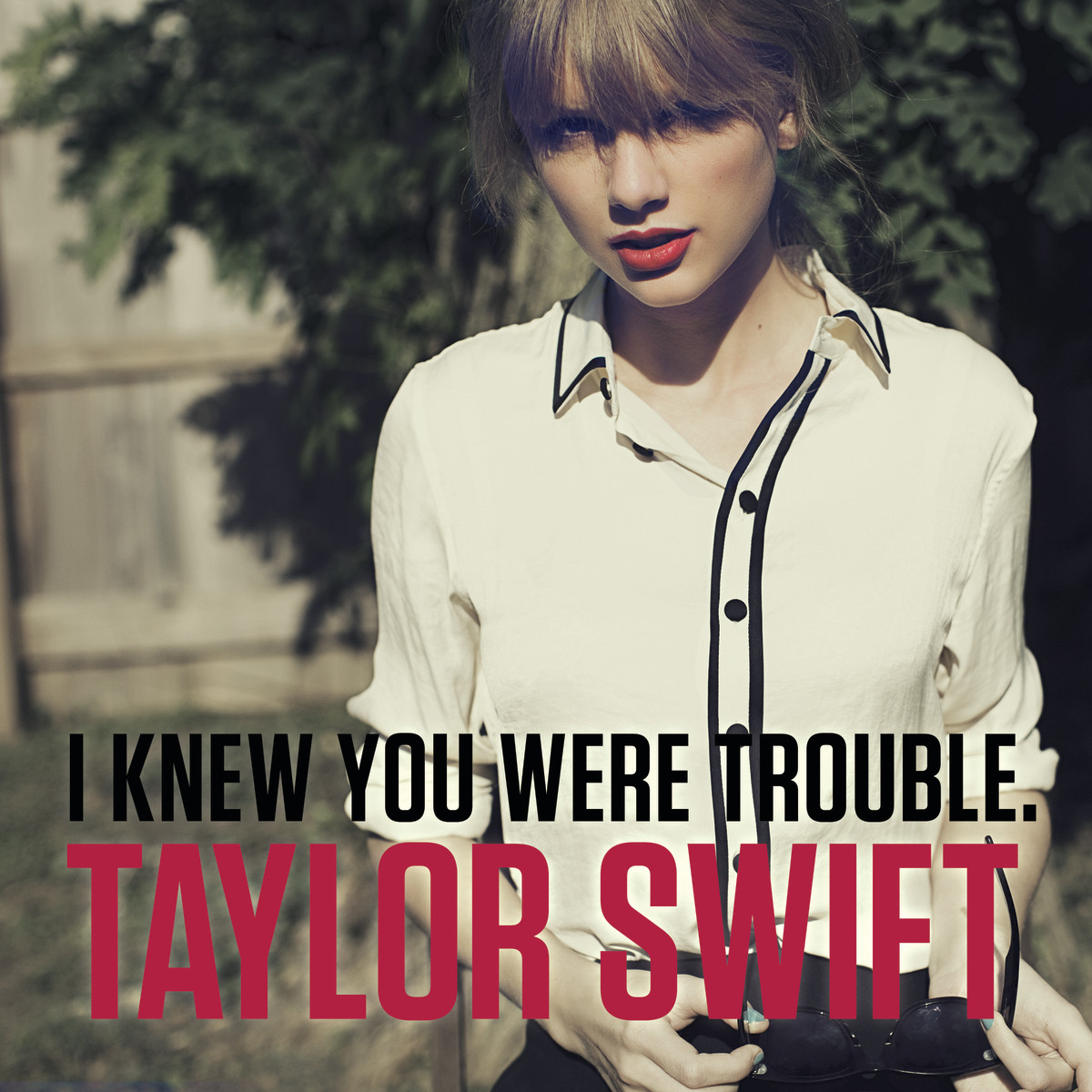 taylor swift i knew you were