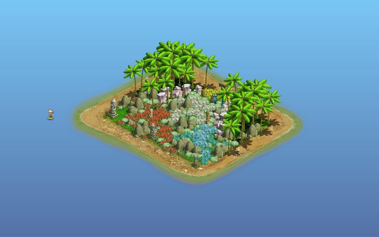 Таинственный Остров Андроид